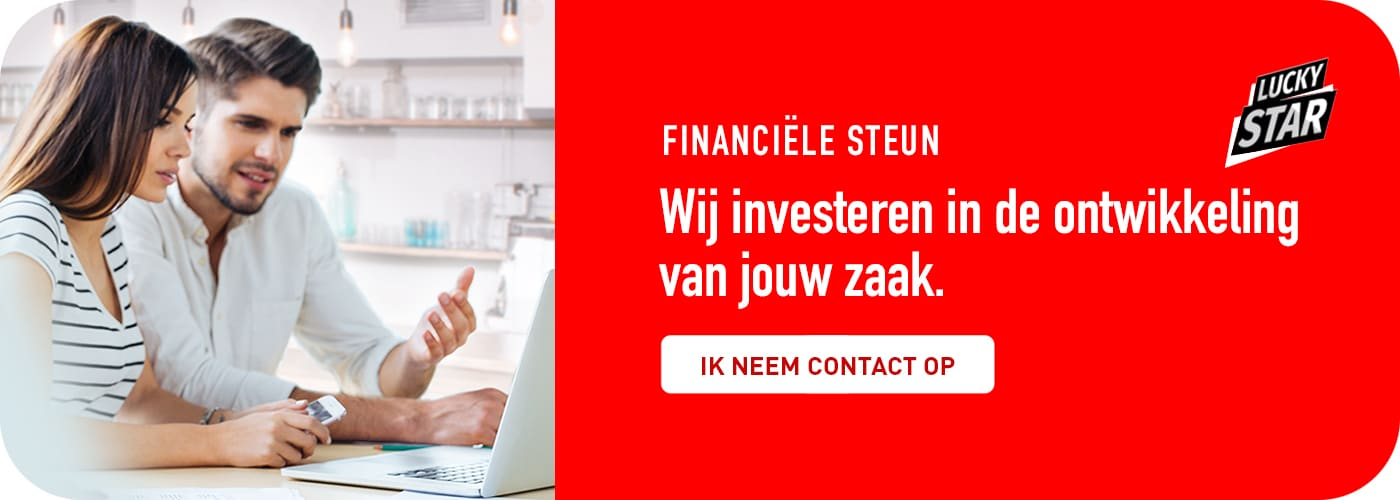 Financiele steun horeca - Lucky Star